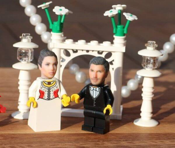 Your Very Own 3D Printed LEGO Toy 3