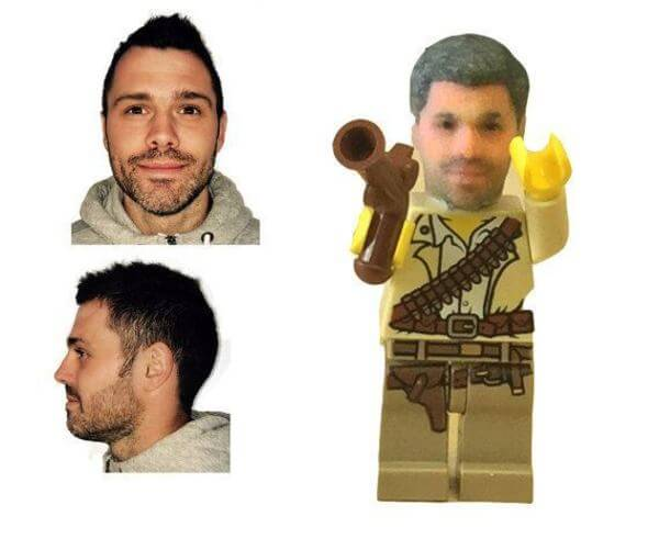 Your Very Own 3D Printed LEGO Toy 2