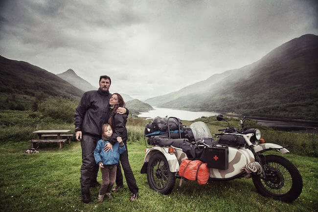 family backpacking europe 1