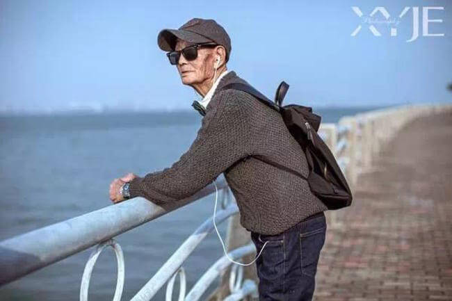 stylish grandfather 8