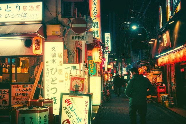 tokyo photographs 9