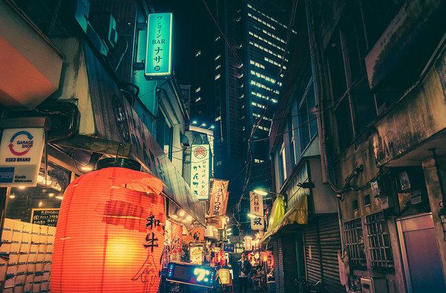 tokyo photographs 11