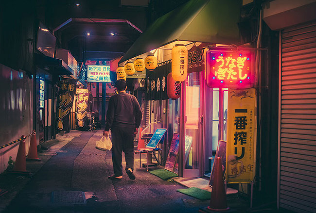 tokyo photographs 6