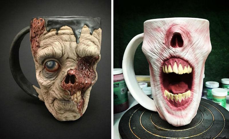 zombie mugs feat