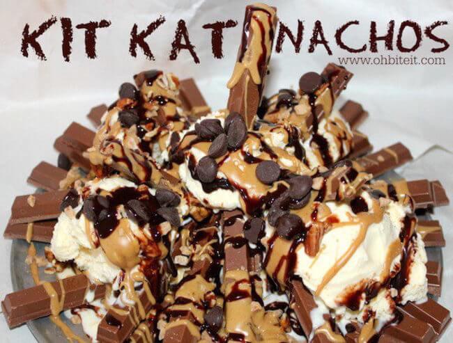 chocolate Nachos 2