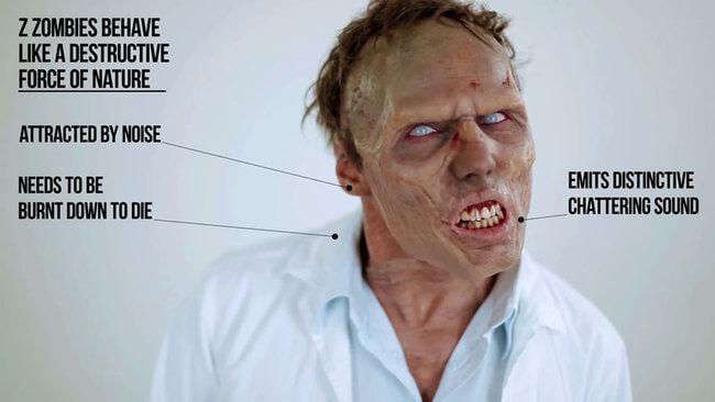 Zombies Evolution 9