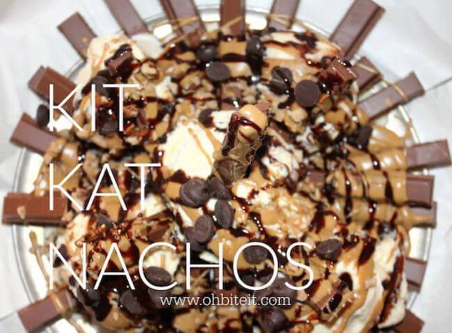 chocolate Nachos 3