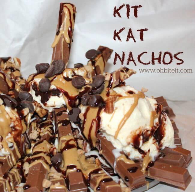 chocolate Nachos 4