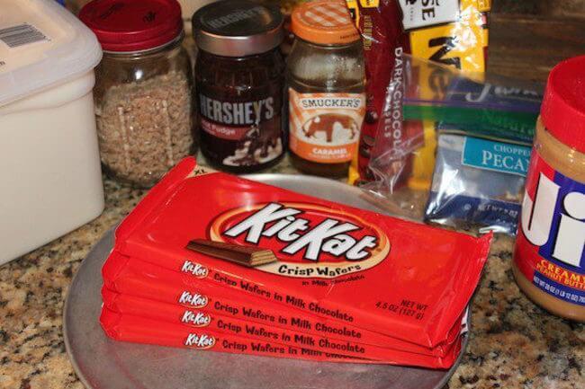 chocolate Nachos 5