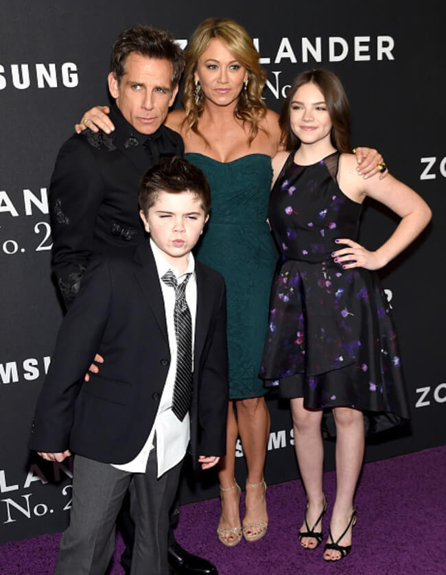 Ben Stiller Son Doing Blue Steel Really Really