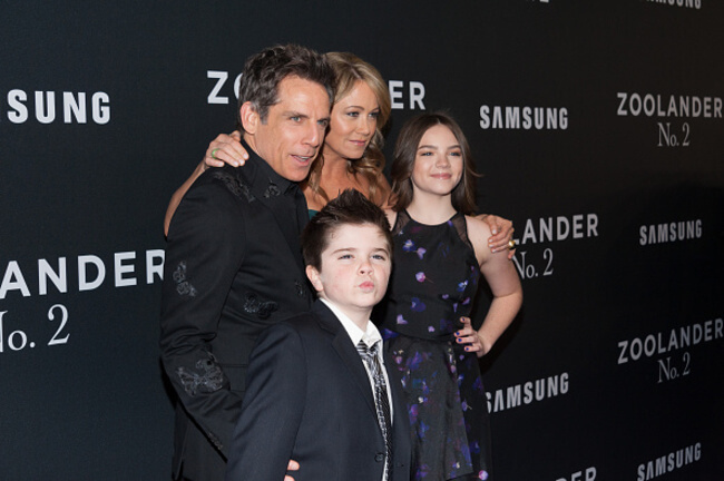 ben stiller son doing blue steel 5