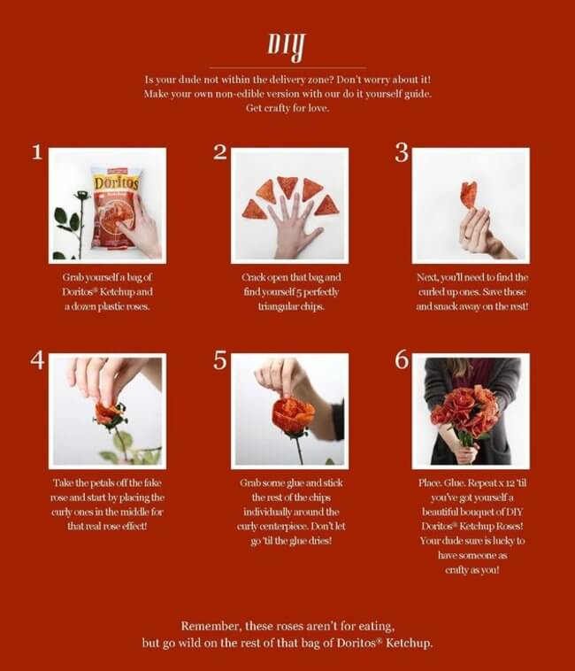 Doritos Roses 2