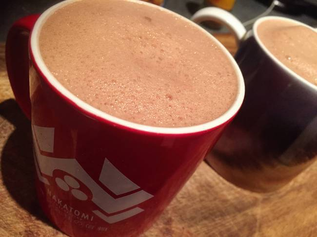 Real hot chocolate recipe 1