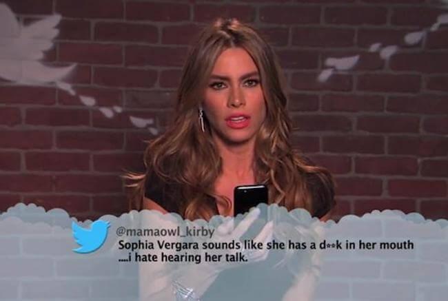 Celebs Reading Mean Tweets 2
