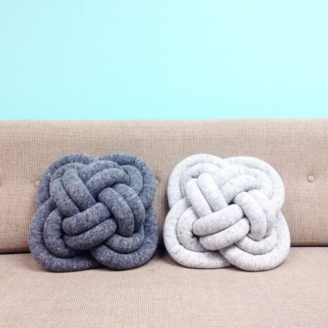 knot cushions 3
