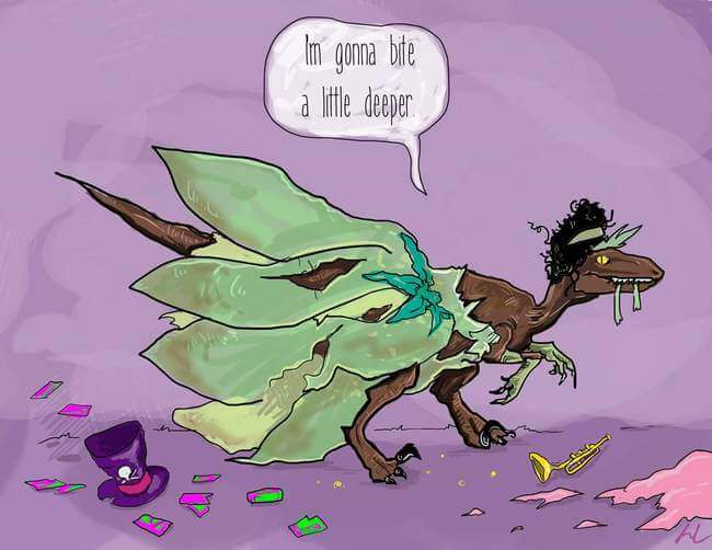 Disney princesses as velociraptors 6