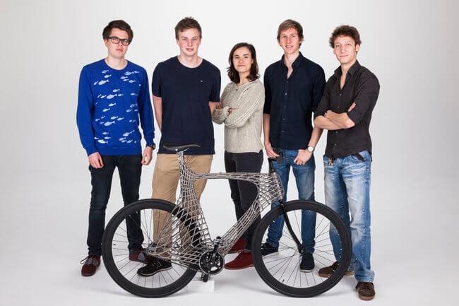 3D PRINTED BICYCLE 14