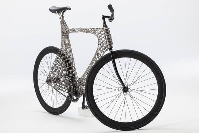 3D PRINTED BICYCLE 2