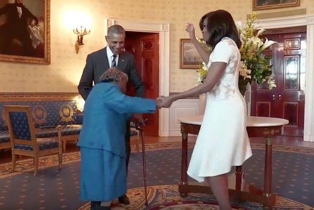 Barack Obama's Biggest Fan Is a 106 Year Old Women