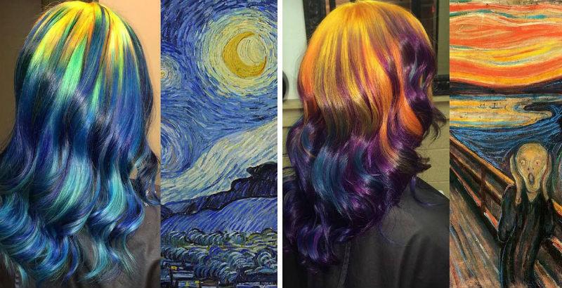 art of hair feat