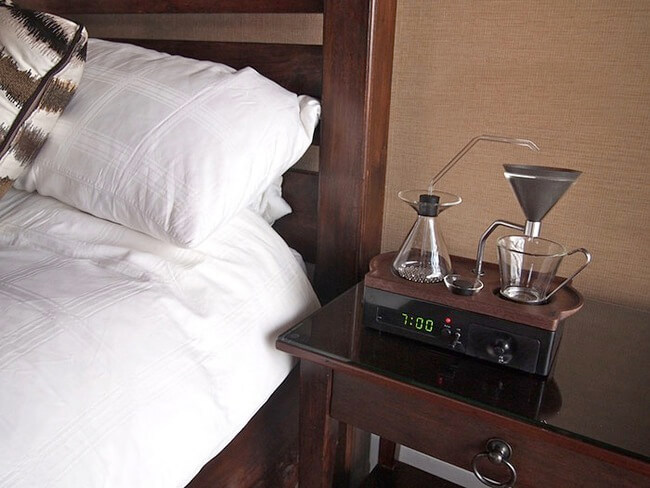 Coffee Alarm Clock 3