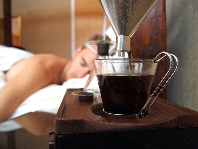 Coffee Alarm Clock 2