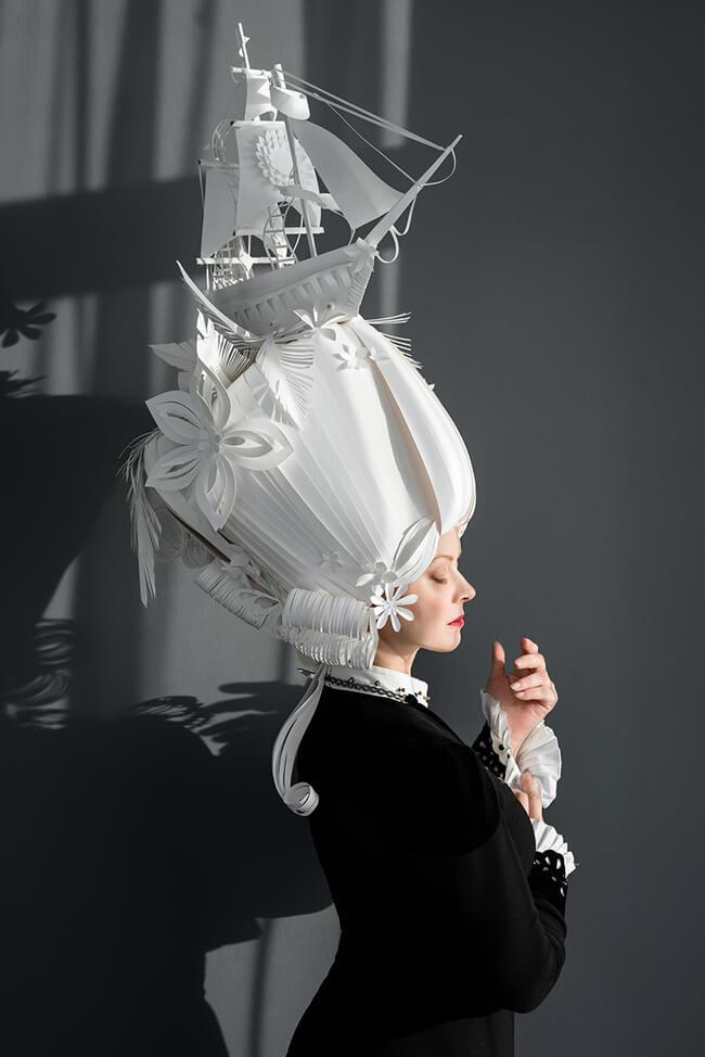 paper hats 7