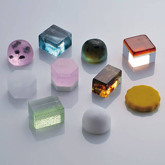10 Japanese Glass Sweets That Look Like Plastic Toys