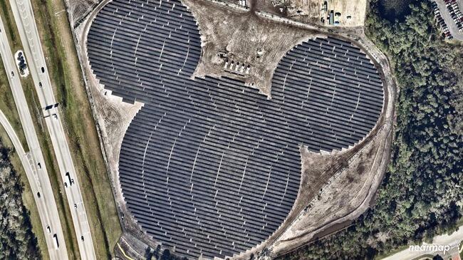 Disney solar farm 1