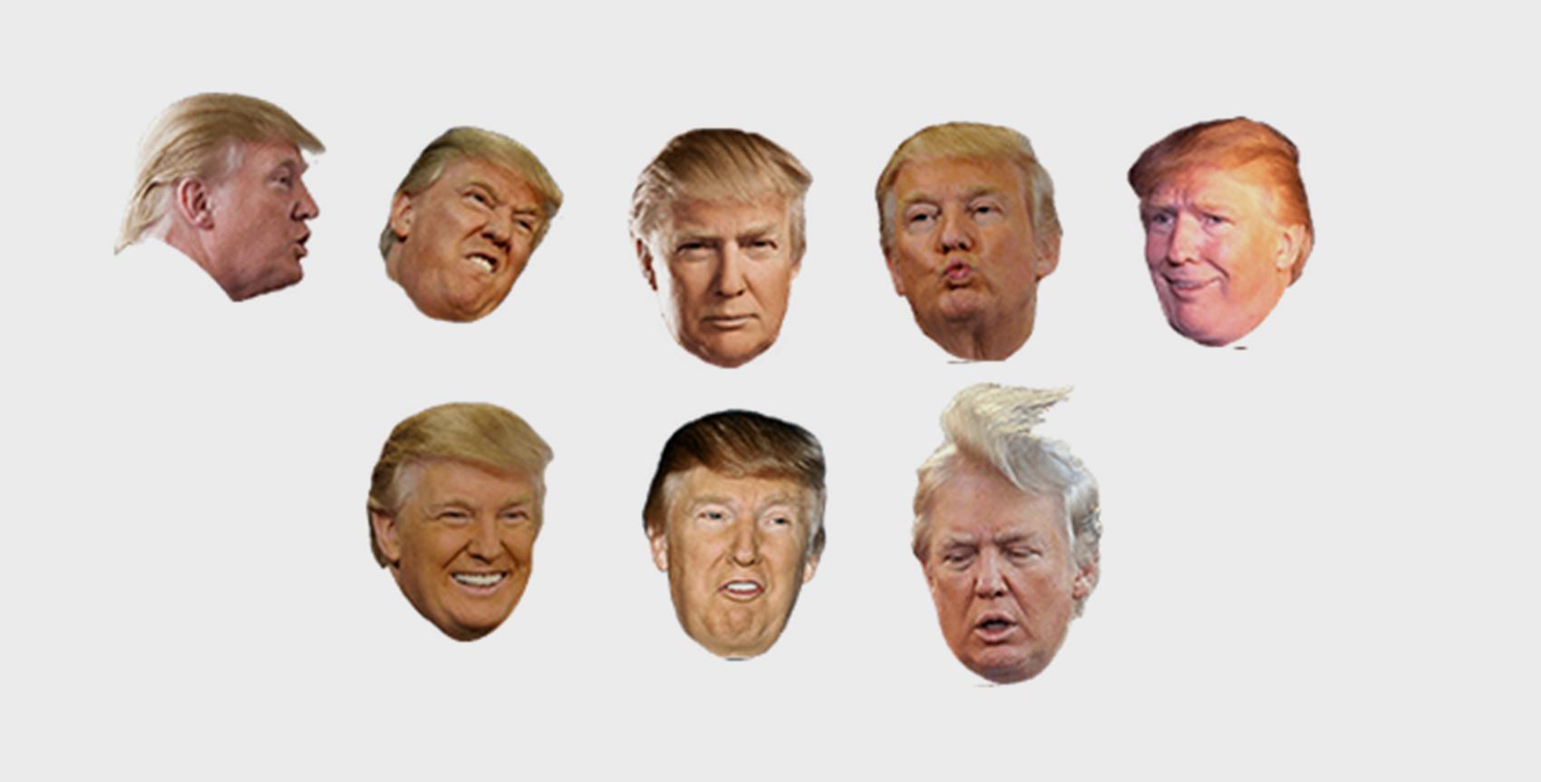 donald trump emoji