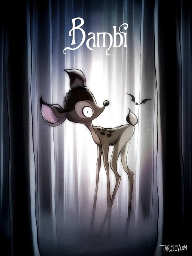 Disney Movies Were Directed By Tim Burton 2