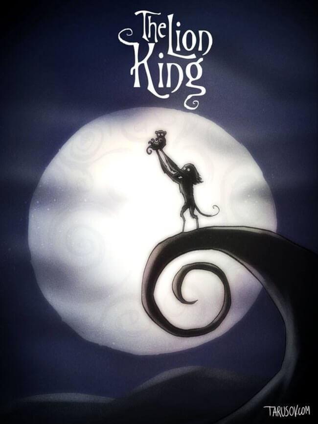 Disney Movies Were Directed By Tim Burton 1