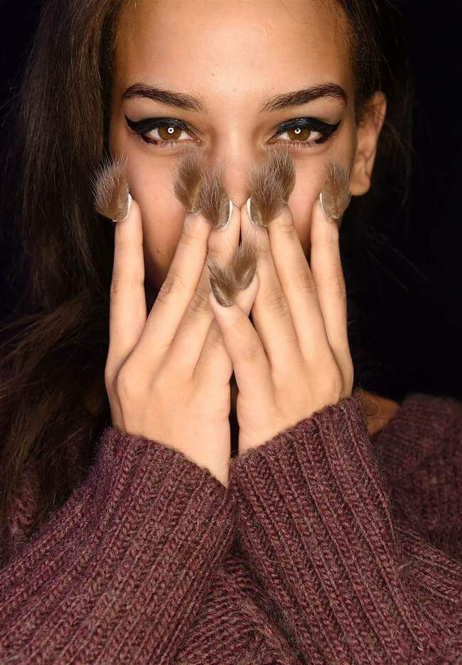 furry nails 1