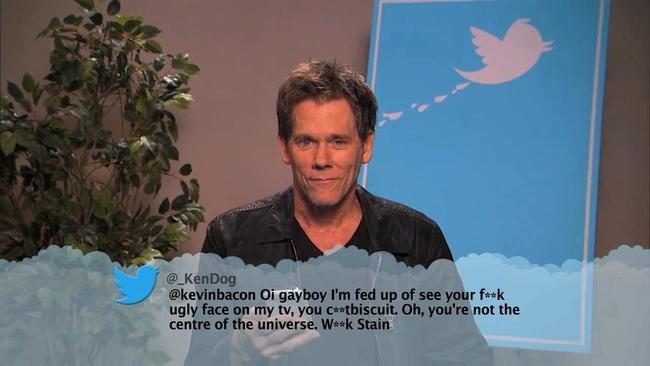 celebrity Mean Tweets 10