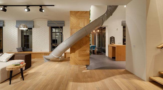 slide in house 3