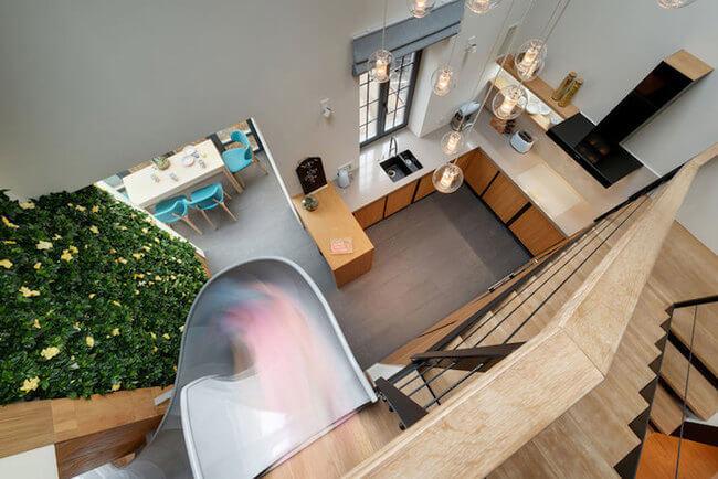 slide inside house 5