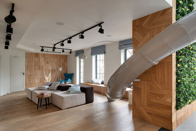 slide in house 2