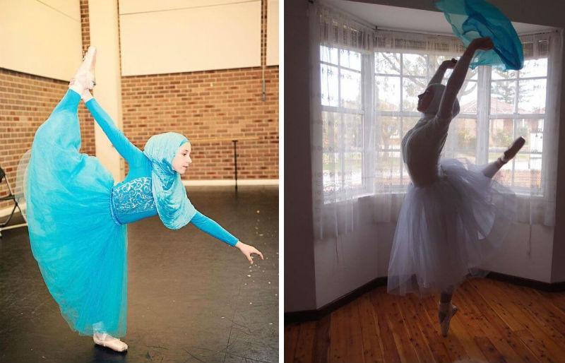 muslim balerina feat