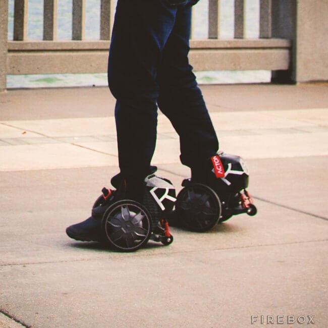 Rocket Skates 2
