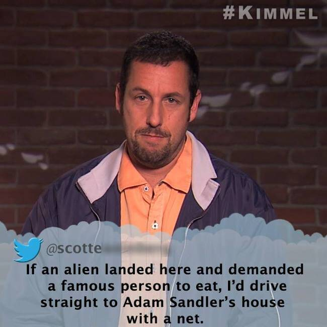 Celebrities Read Mean Tweets #7 - WeeklyCelebrity.com