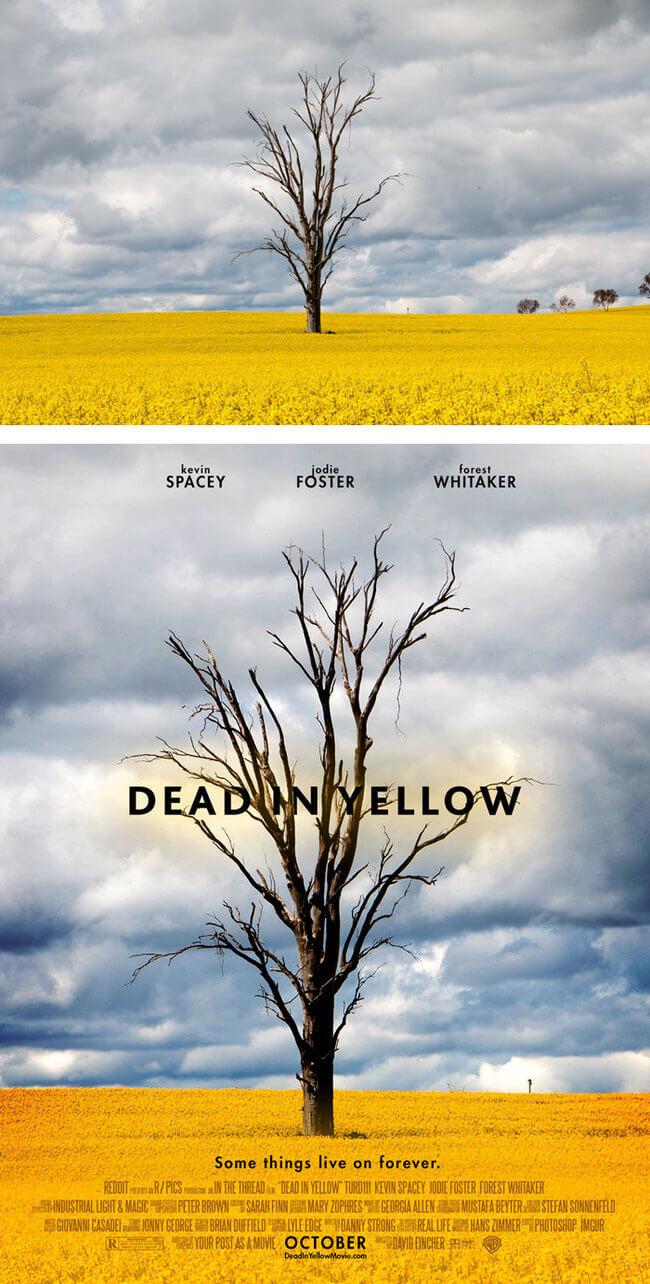 random movie posters 13