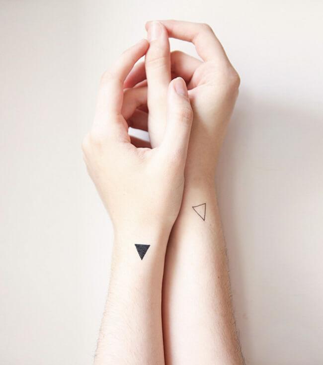 Minimalist Tattoo Idea 18