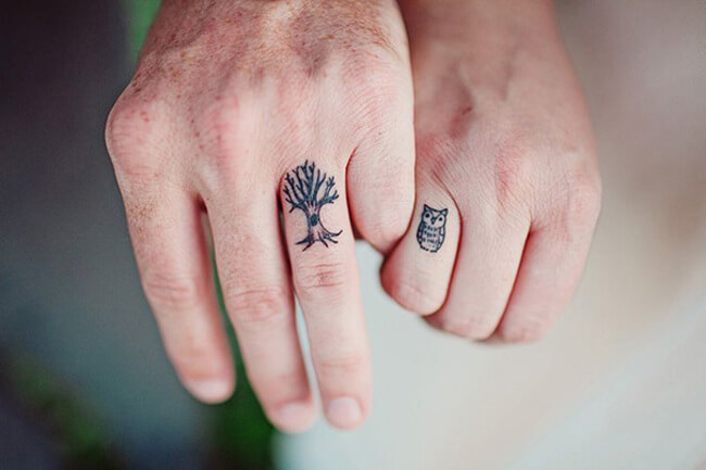 Minimalist Tattoo Ideas 6