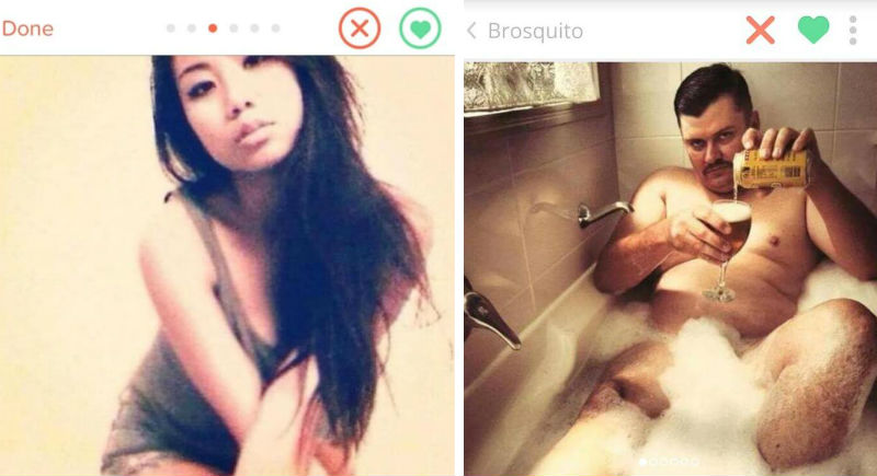 strong tinder game feat