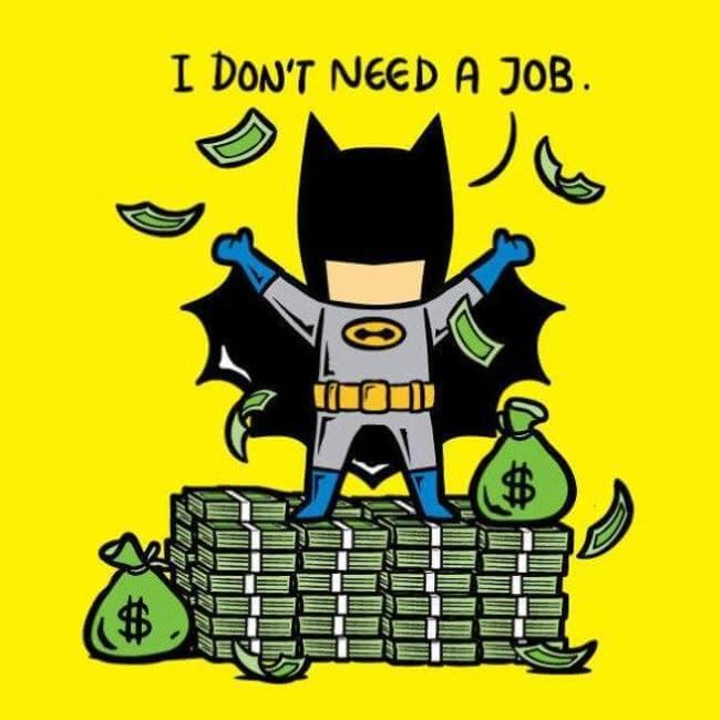 superhero day jobs 23