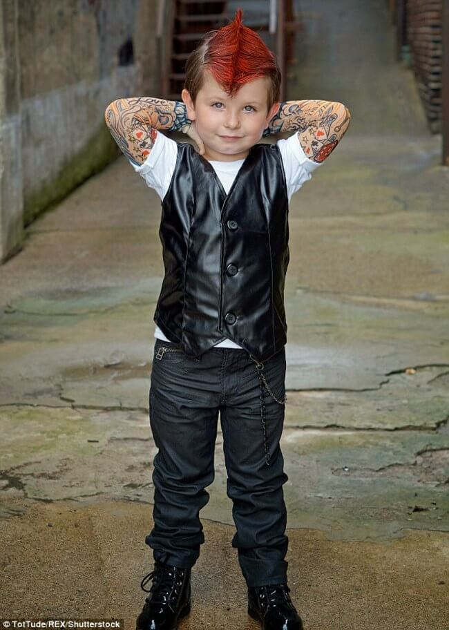 tattoo sleeves for BABIES 3
