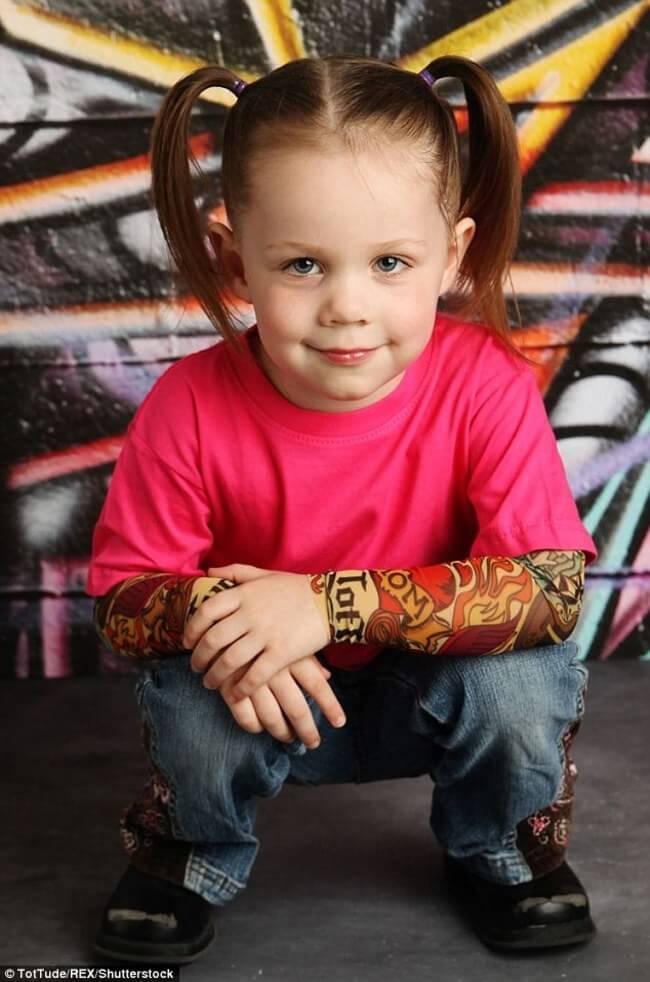 tattoo sleeve for BABIES 5