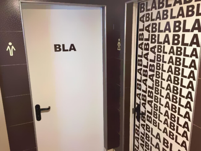 Creative Bathroom Signs 1