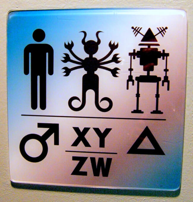 Creative toilet Signs 25