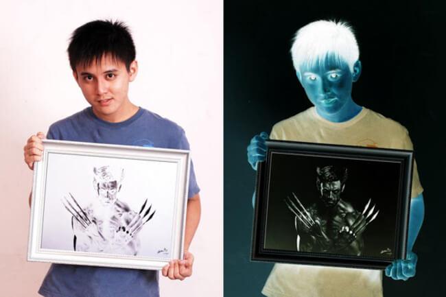 negative drawings 1